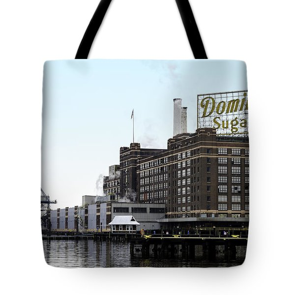Baltimore Maritime Tote Bag by Steven Richman