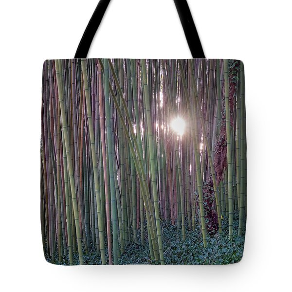 Bamboo And Ivy Tote Bag