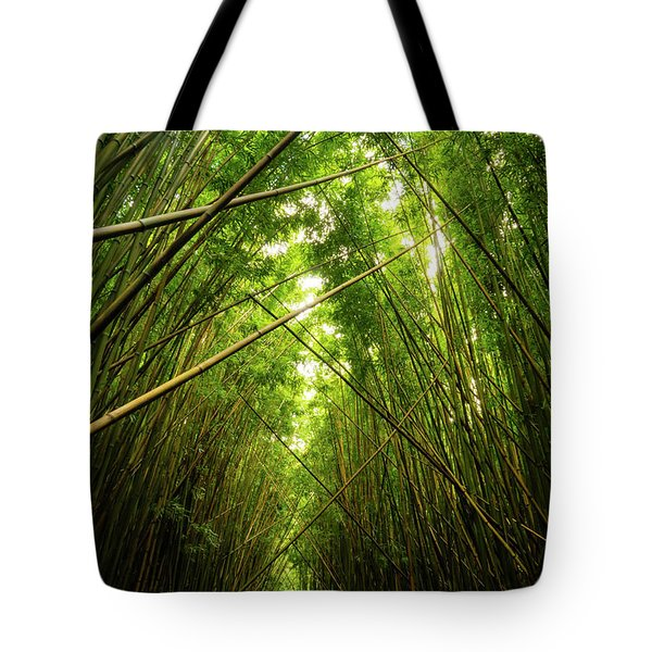 Bamboo Forest Tote Bag