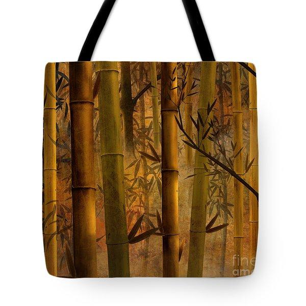 Bamboo Heaven Tote Bag