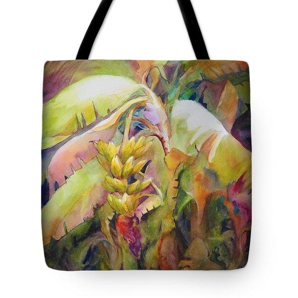 Banana Bay I Tote Bag