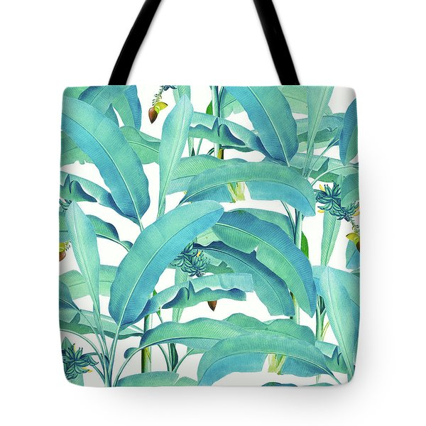 Banana Forest Tote Bag