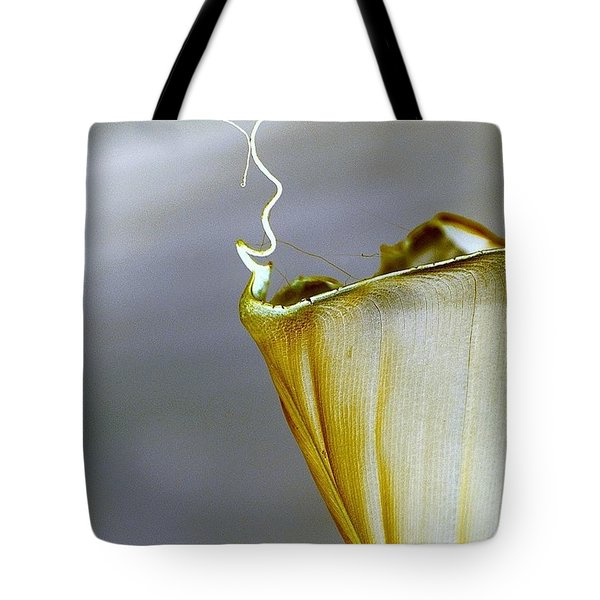 Banana Leaf Tote Bag