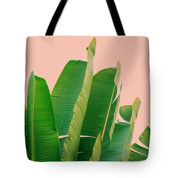 Banana Leaves Tote Bag by Rafael Farias
