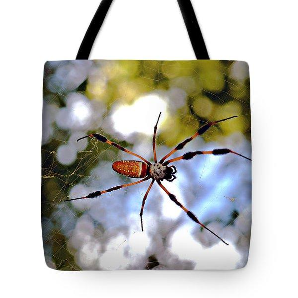 Banana Spider   1 Tote Bag