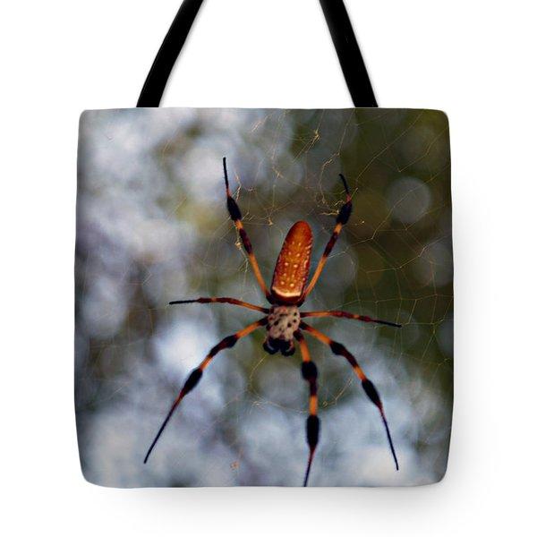 Banana Spider 2 Tote Bag