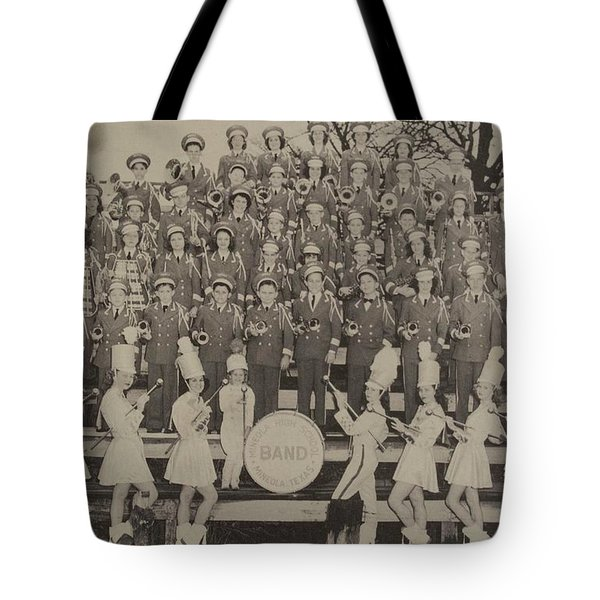 Band 1949  Tote Bag