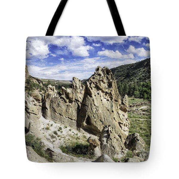 Bandelier National Monument  Tote Bag