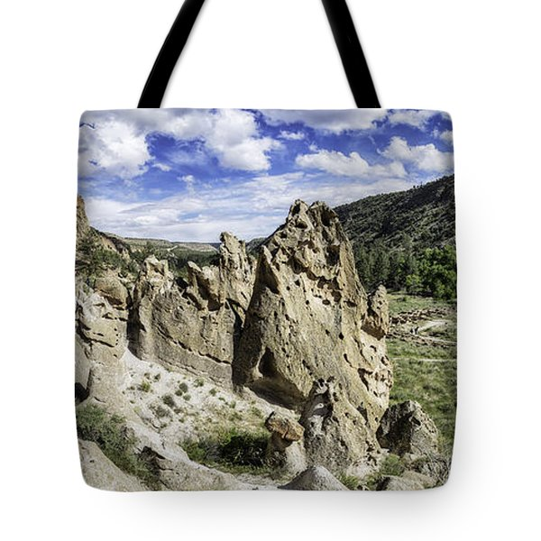 Bandelier National Monument  Tote Bag
