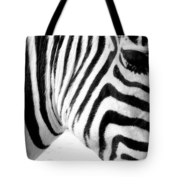 Banding Tote Bag by Andrew Paranavitana