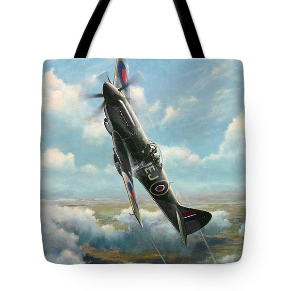 'bandits At 3 O'clock High' Tote Bag