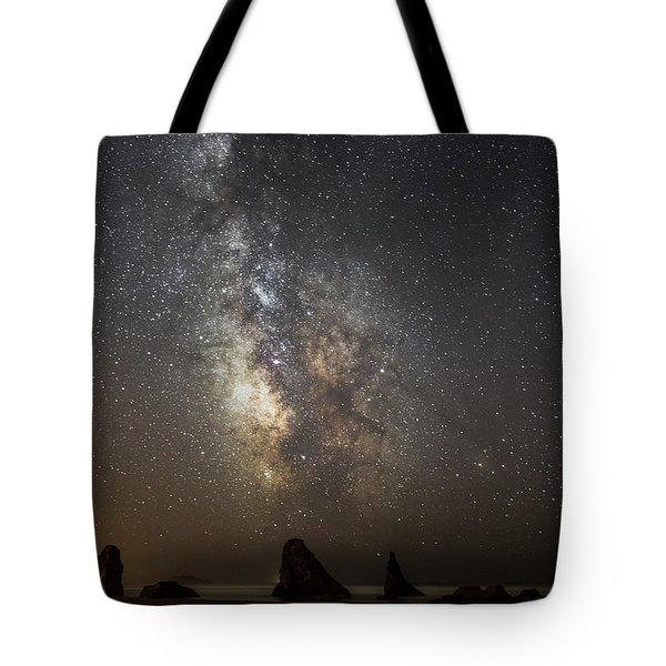 Bandon And Milky Way Tote Bag