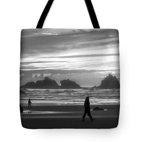 Bandon Beachcombers Tote Bag