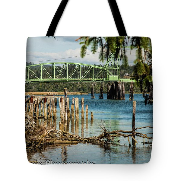 Bandon Drawbridge Tote Bag