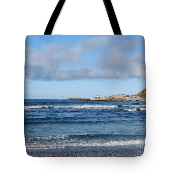 Banff Bay  Tote Bag
