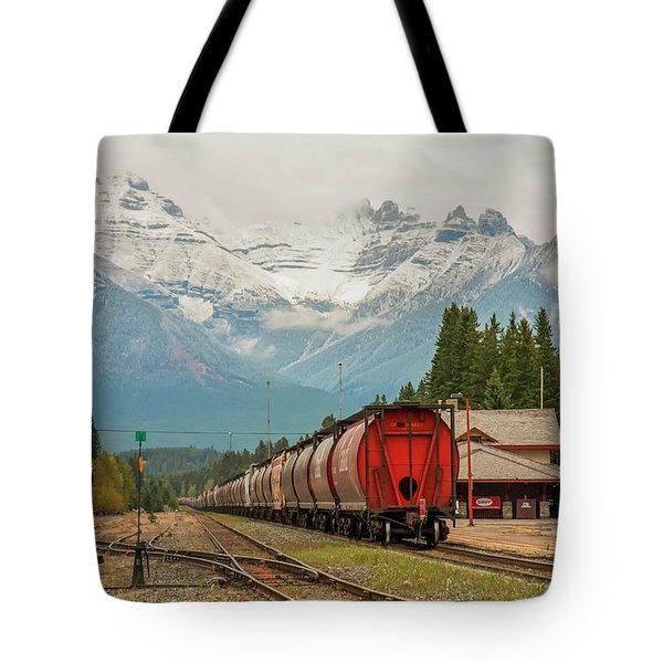 Banff Depot 2009 02 Tote Bag
