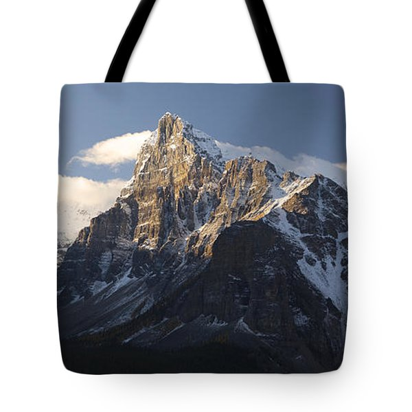 Tote Bag featuring the photograph Banff National Park by Keith Kapple