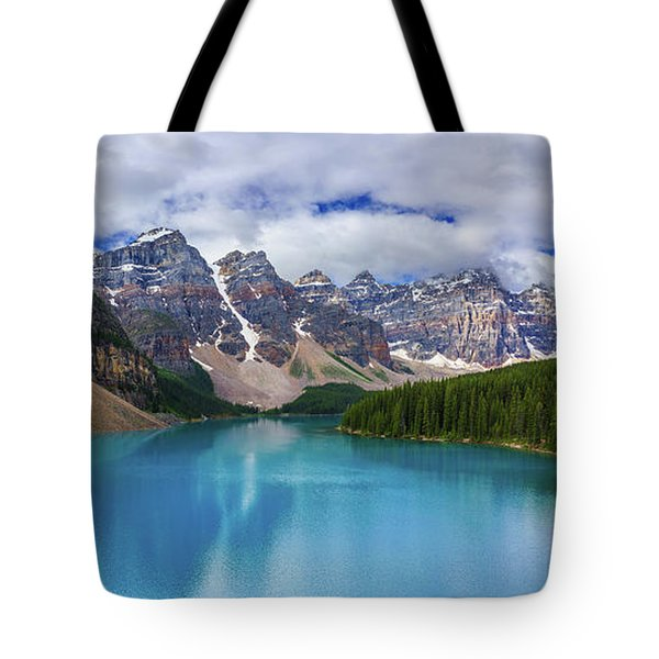 Banff Size Test Tote Bag