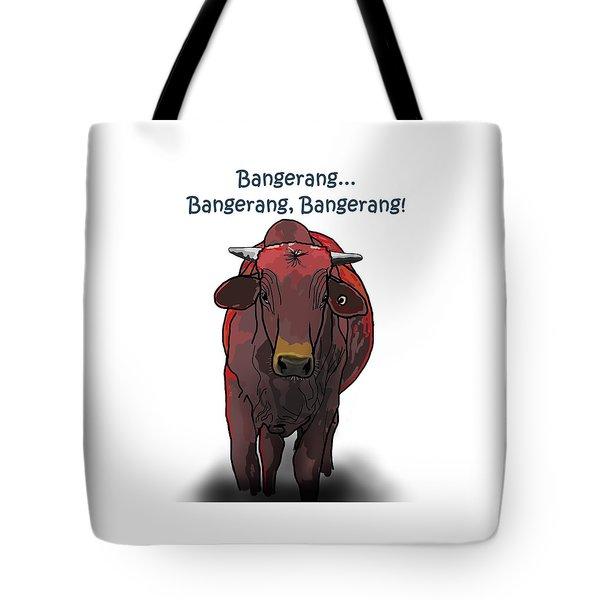Bangerang Tote Bag