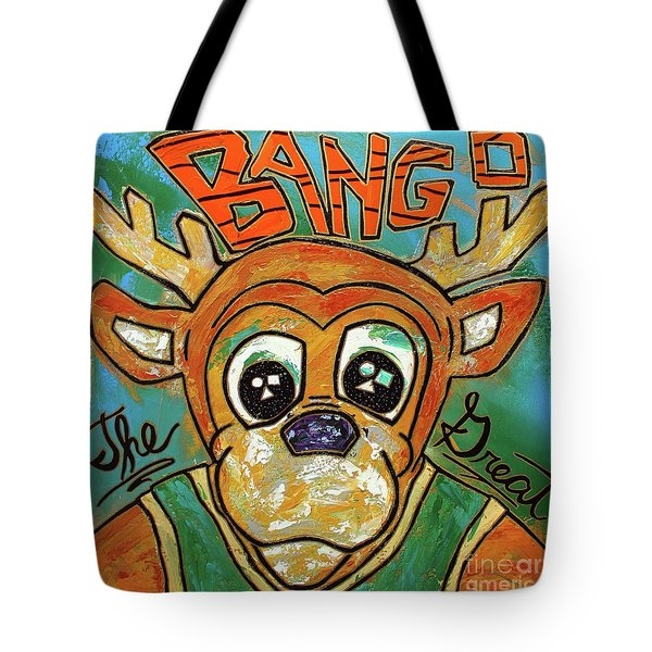 Bango The Great Tote Bag