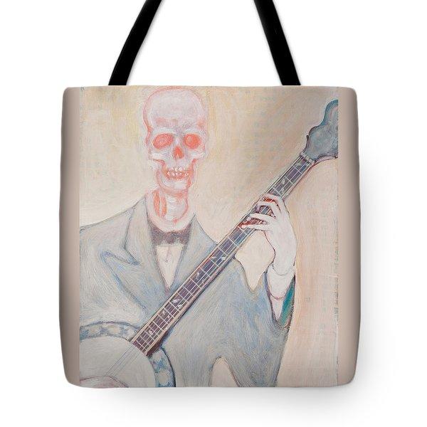 Banjo Bones Tote Bag