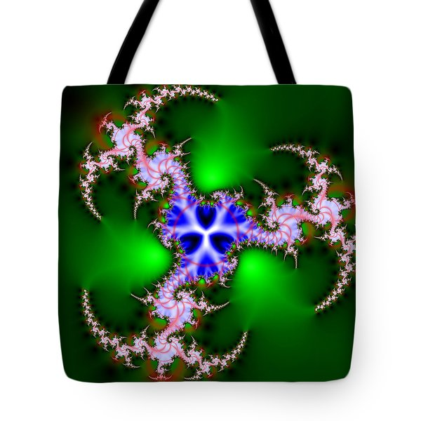 Tote Bag featuring the digital art Banjoshies by Andrew Kotlinski