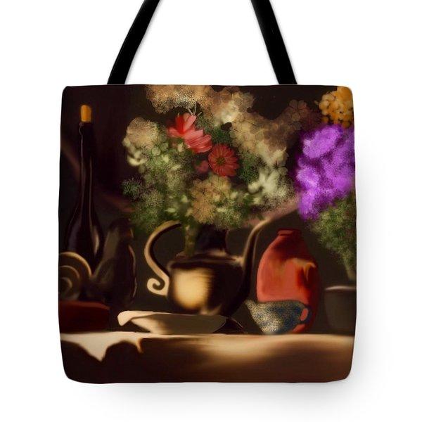 Banquet  Tote Bag