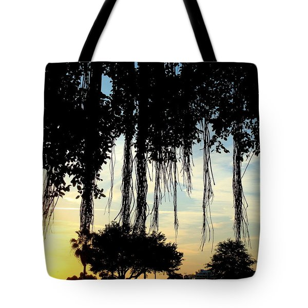 Banyan Tree Tote Bag