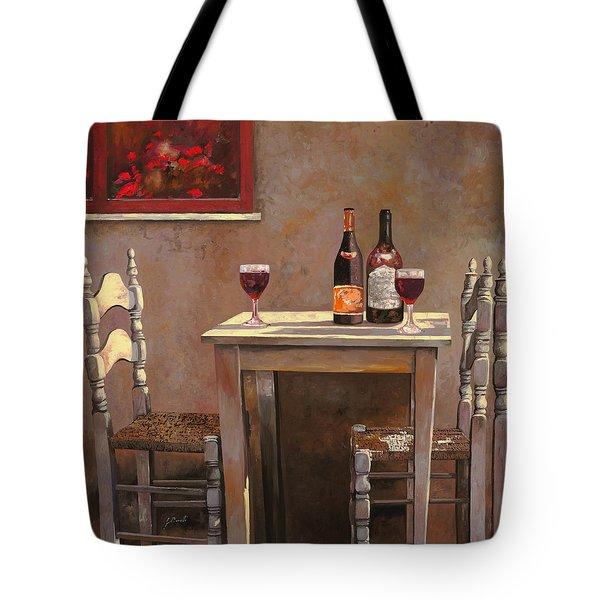 Barbaresco Tote Bag by Guido Borelli