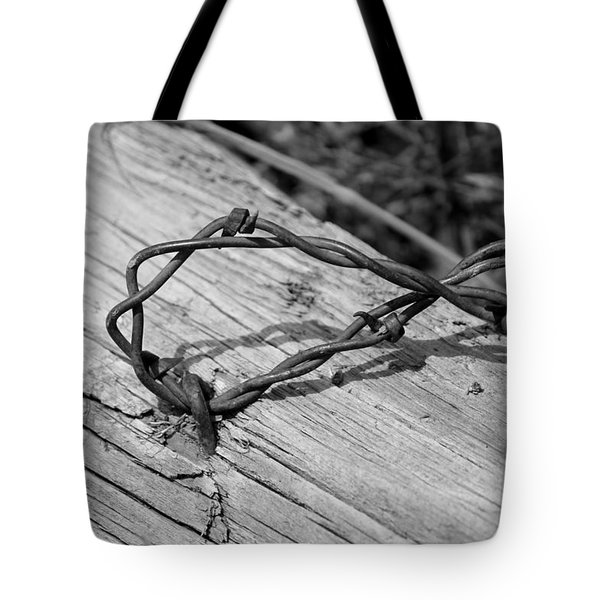 Barbed Tote Bag