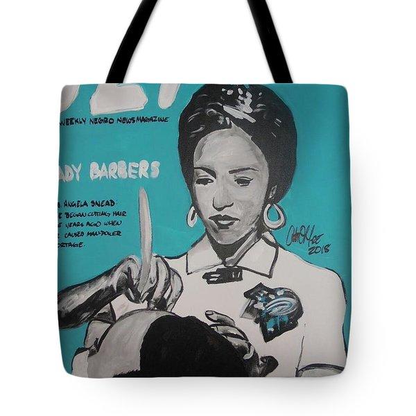 Barber Shortage Tote Bag