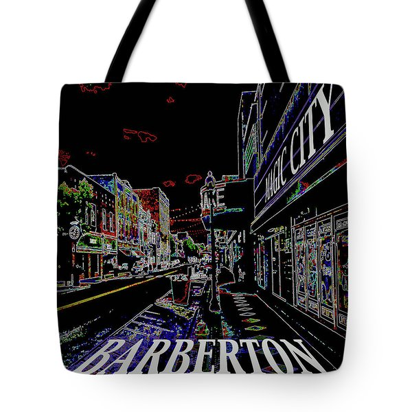 Barberton The Magic City Tote Bag
