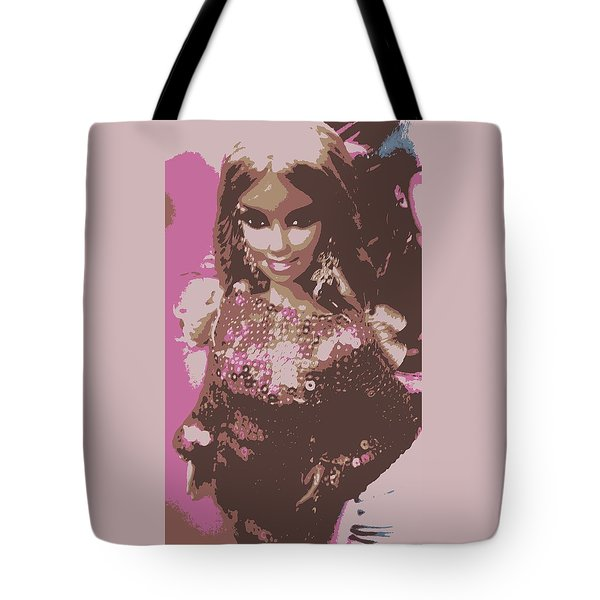 Barbie Sparkle Tote Bag