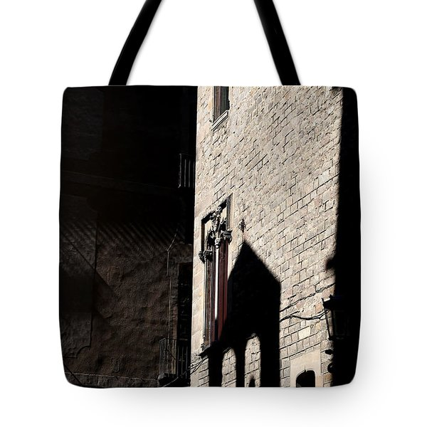 Tote Bag featuring the photograph Barcelona 2 by Andrew Fare