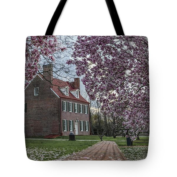 Barclay Farmstead Tote Bag