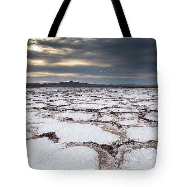 Tote Bag featuring the photograph Bare And Boundless by Jason Roberts