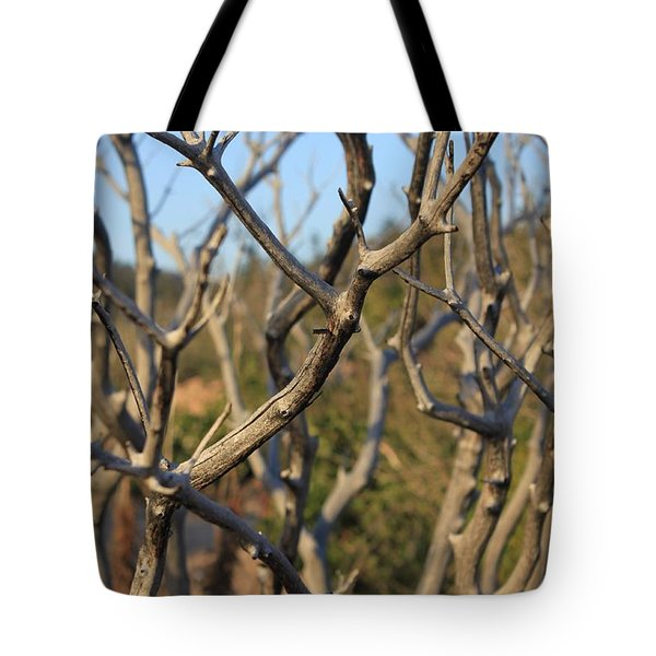 Bare The Beauty Tote Bag