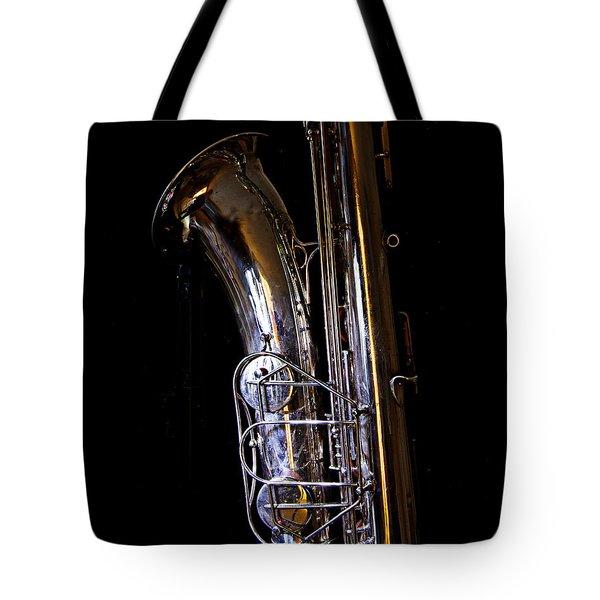 Bari Sax Tote Bag