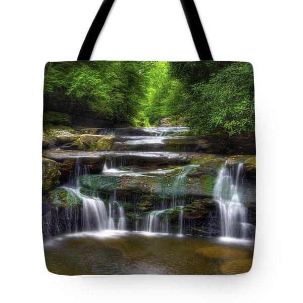 Bark Creek #1 Tote Bag