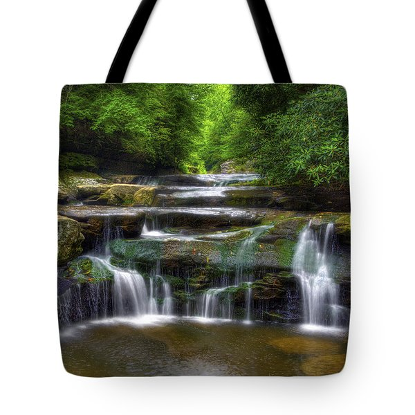 Bark Creek #1 Tote Bag