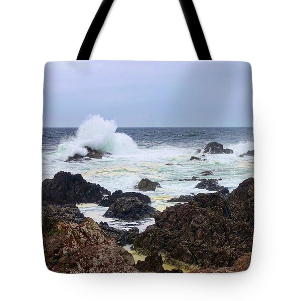 Barkley Sound Tote Bag