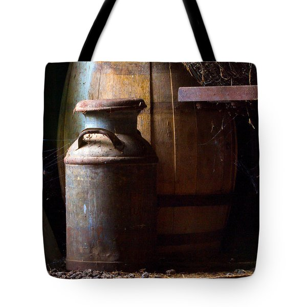 Barn Art Tote Bag by Jim Finch