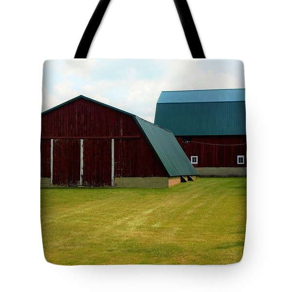 0004 - Barn Brothers Tote Bag