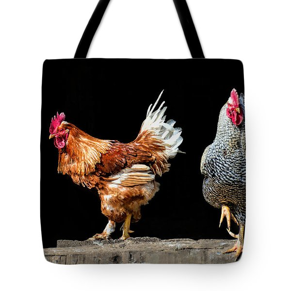 Barn Door Tote Bag