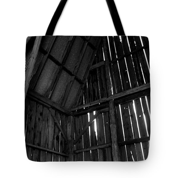 Barn Inside Tote Bag