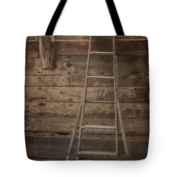 Barn Ladder Tote Bag