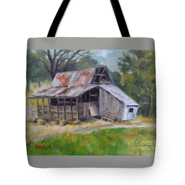 Barn Shack Tote Bag