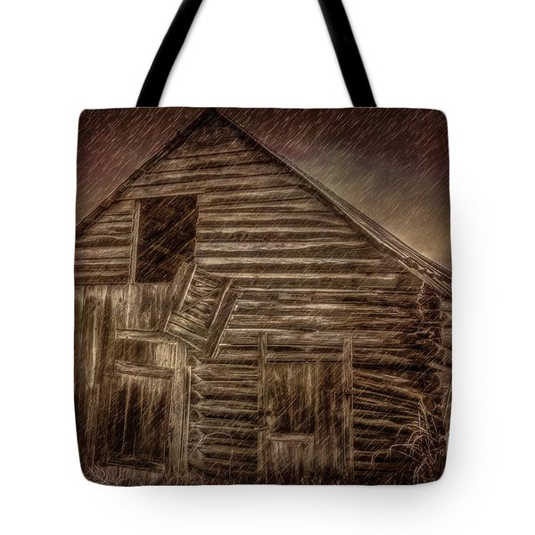 Barn Storm Tote Bag