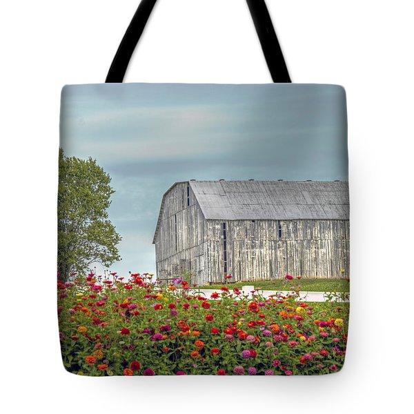 Barn With Charm Tote Bag