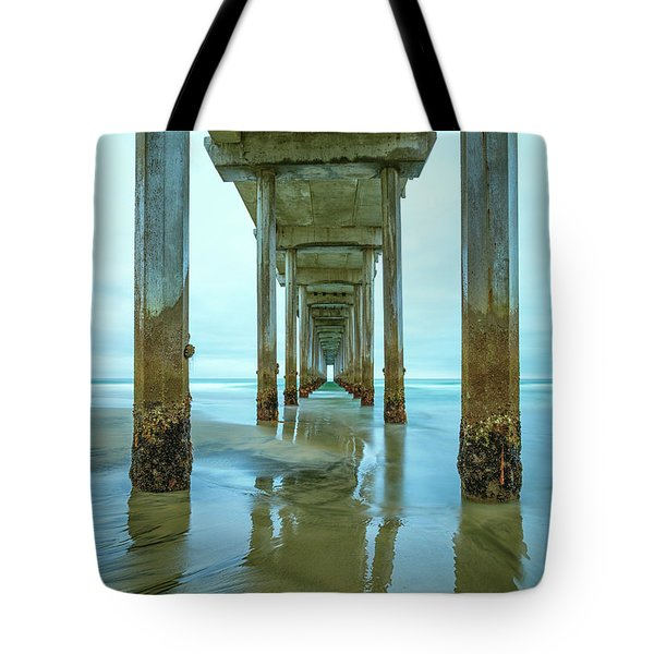 Barnacles Tote Bag by Joseph S Giacalone
